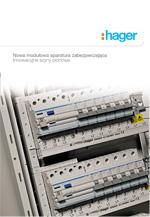Hager - Новая модульная аппаратура PL (PDF, 1 Mb)